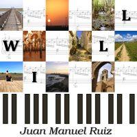 Portada disco Web Will Juan Manuel Ruiz